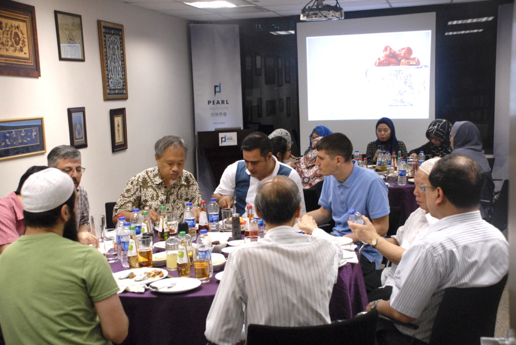 Delegates of CMCFA & Kasim Tuet Joined Iftar Dinner