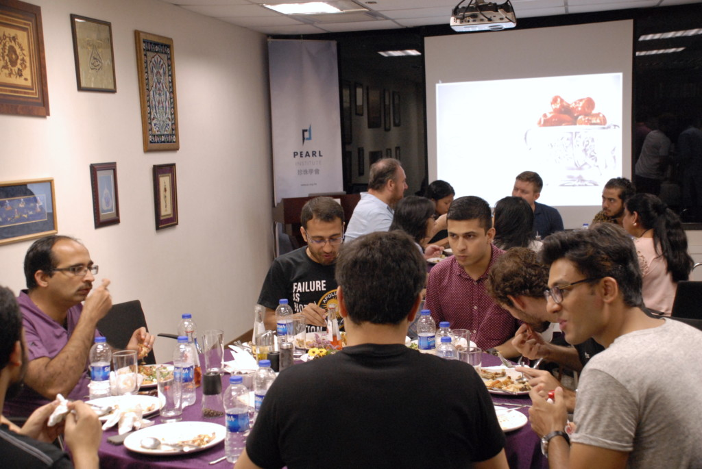 Iftar with Friends from Media