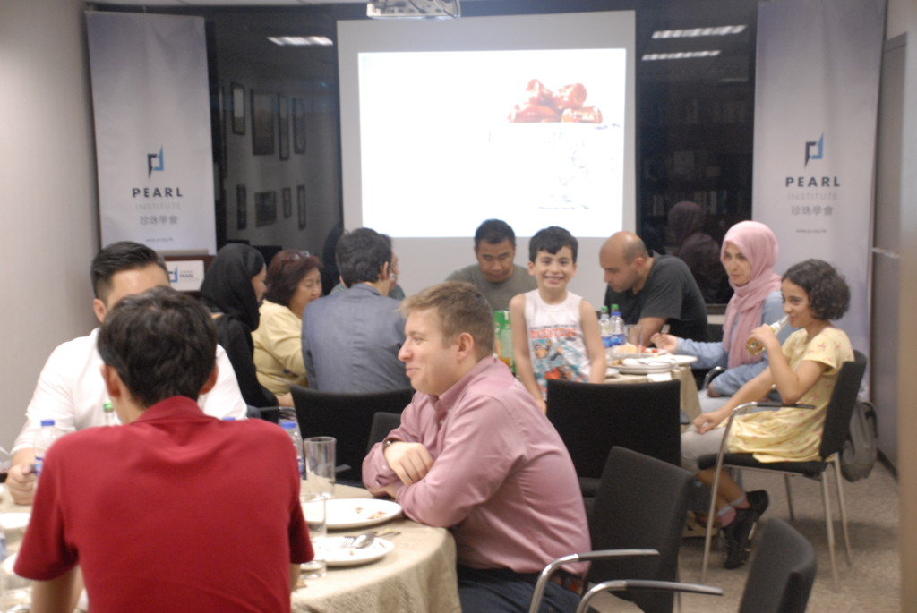 Ramadan Iftar Gathering with Local Friends